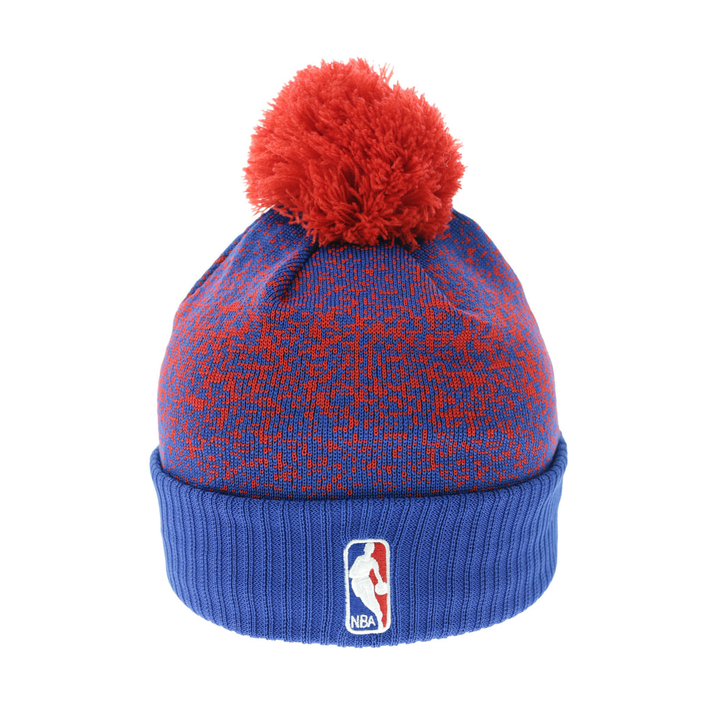 low priced a9d4c 4e4bc ... hot philadelphia 76ers new era on court cuffed knit hat red thick  cuffed beanie high quality