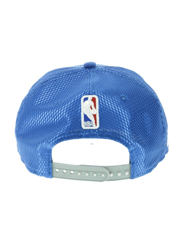 official photos e0a6f d417a New Era Dallas Mavericks 9FIFTY On-Court Collection Draft Snapback Royal