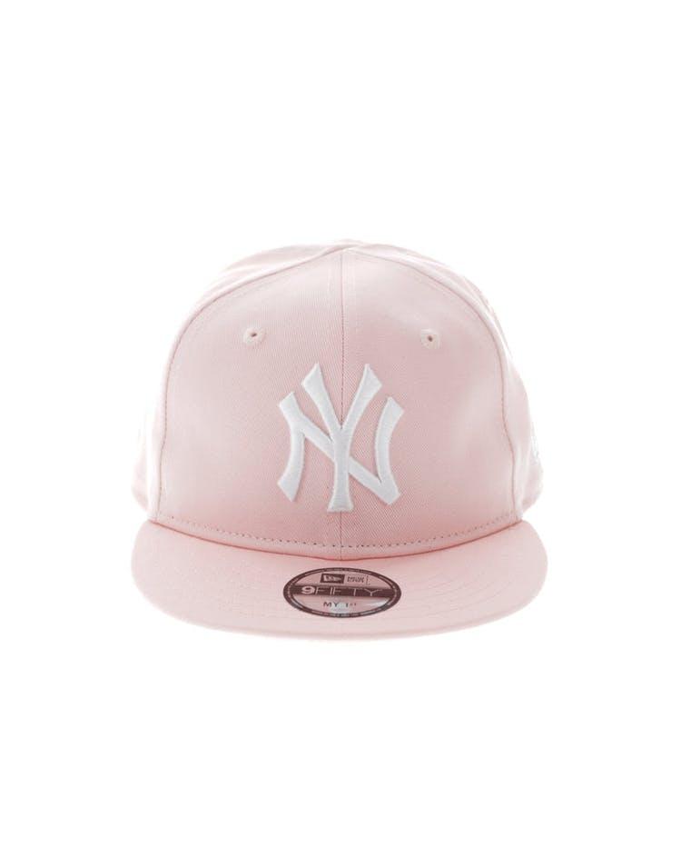 050f9bd30 New Era My 1st New York Yankees 9FIFTY Snapback Pink