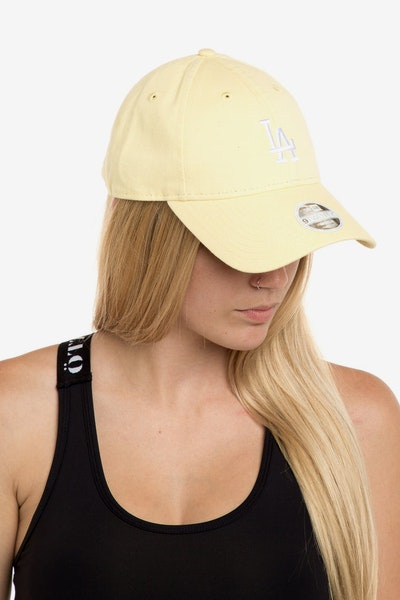 New Era Women's Los Angeles Dodgers 920 Strapback Yellow