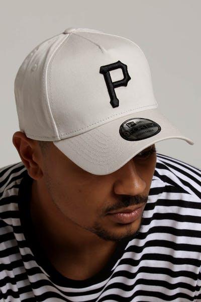 New Era Pittsburgh Pirates 9FORTY A-Frame Snapback Stone 9b40028a7