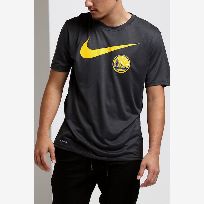 c6eaffda25610 Nike Golden State Warriors Nike Dry Tee Anthracite – Culture Kings NZ