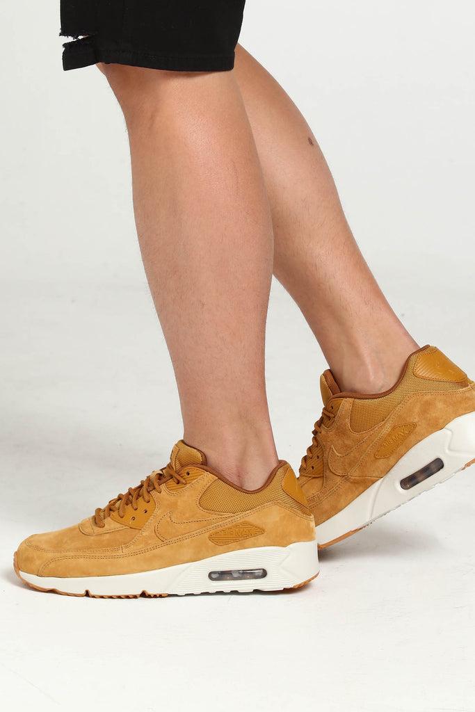 Nike Air Max 90 Ultra 2.0 Leather WheatWhite – Culture Kings US