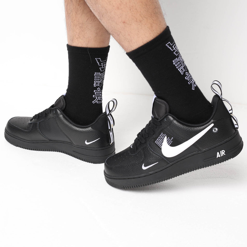 Nike Air Force 1 '07 LV8 Utility BlackWhite