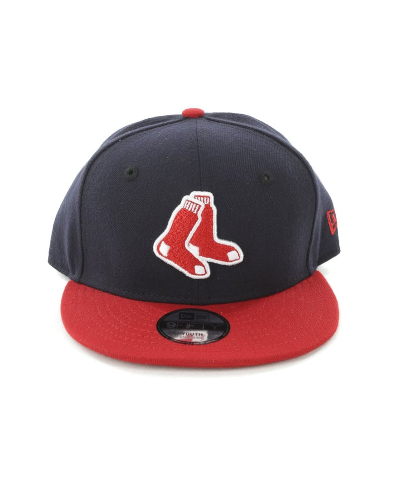 New Era Youth Boston Red Sox 9FIFTY Snapback Navy