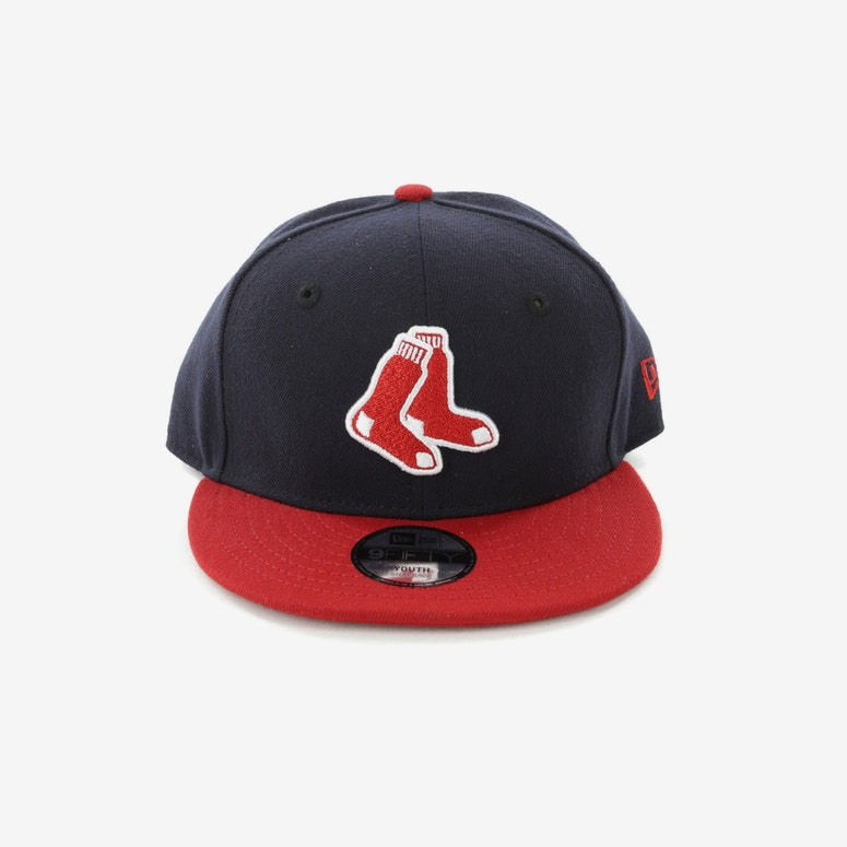 60e8a586637 New Era Youth Boston Red Sox 9FIFTY Snapback Navy – Culture Kings NZ