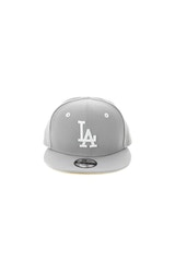 New Era Youth Los Angeles Dodgers 950 Snapback Grey