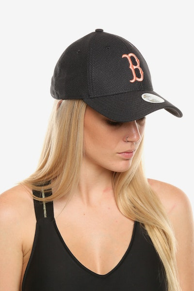 New Era Women's Boston Red Sox 940 Strapback Navy