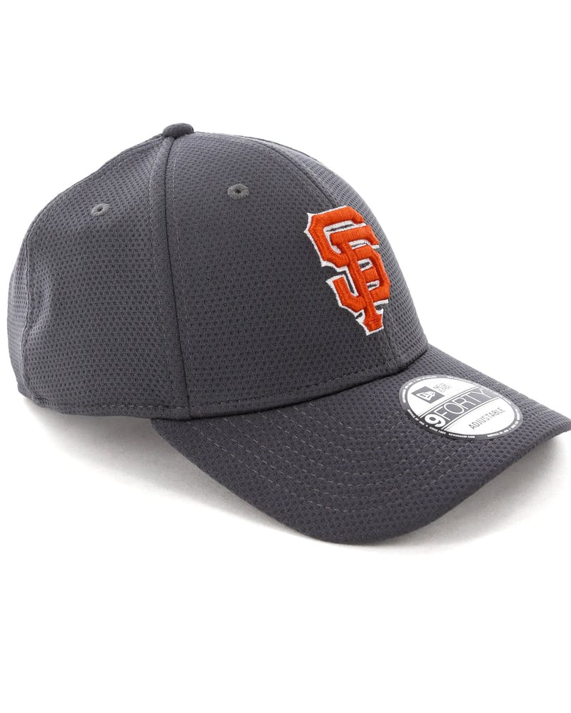 New Era San Francisco Giants 9FORTY Snapback Graphite