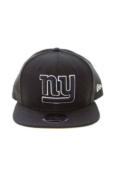 New Era New York Giants 9FIFTY Original Fit Snapback Black/White