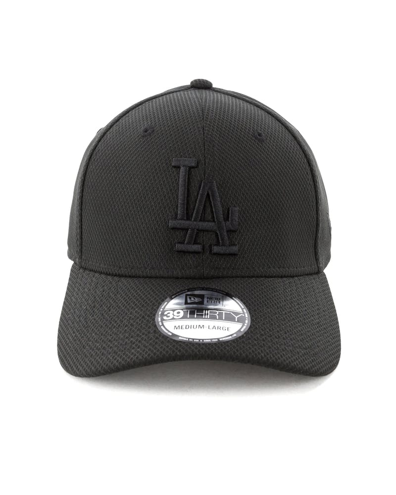 New Era Los Angeles Dodgers 3930 Stretch Fit Black