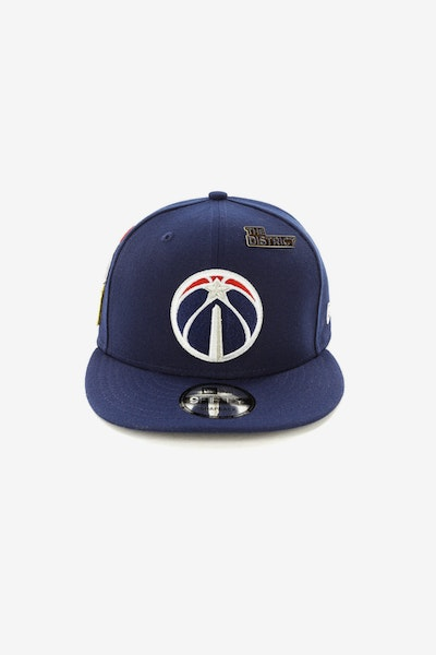 New Era Wizards 950 OTC Draft Snapback Navy