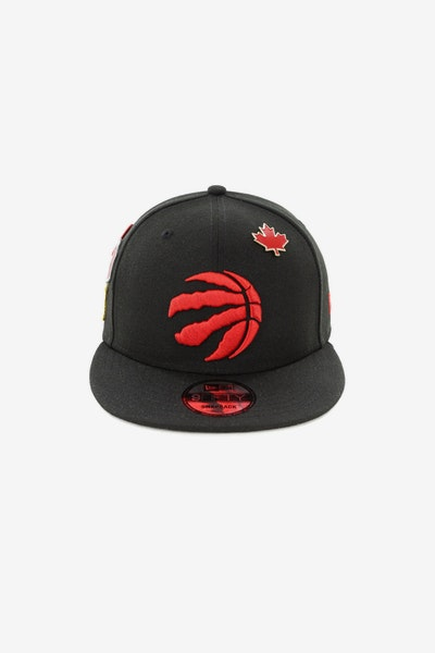 New Era Raptors 950 OTC Draft Snapback Black