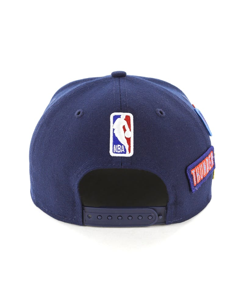 New Era Thunder 9FIFTY OTC Draft Snapback Navy