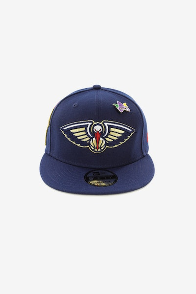 New Era Pelicans 950 OTC Draft Snapback Navy