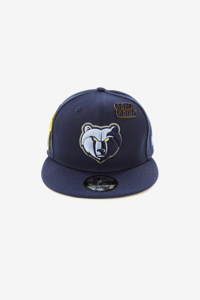 New Era Grizzlies 950 OTC Draft Snapback Navy