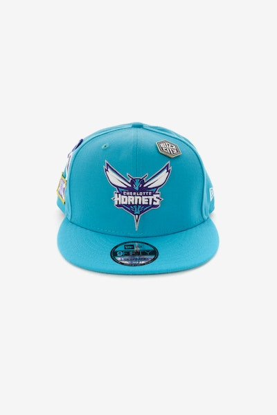 New Era Hornets 950 OTC Draft Snapback Teal