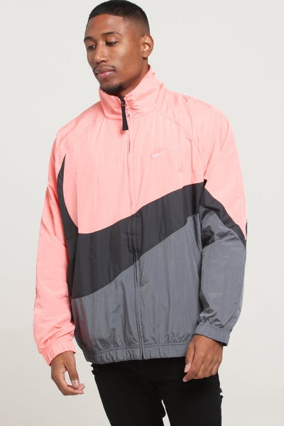 Nike Sportswear Jacket Pink/Black/Dark