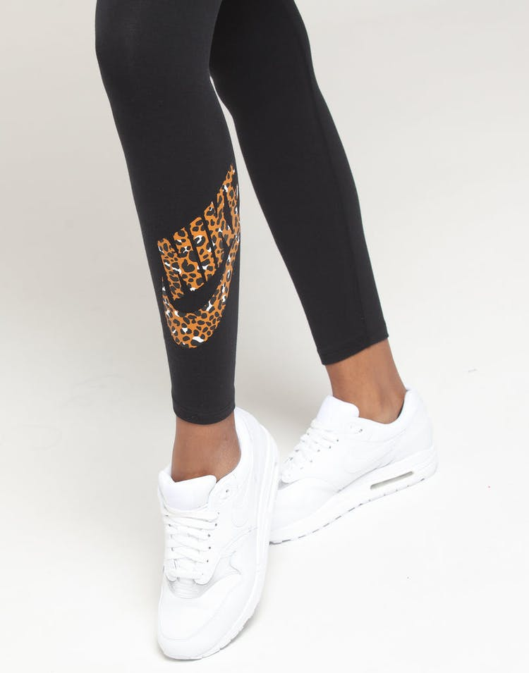 Nike Women's NSW Legging LA Black