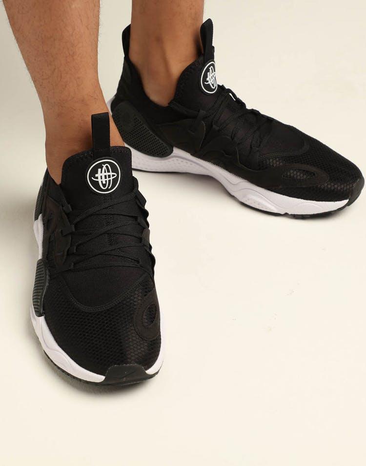online store 90567 3517b Nike Huarache E.D.G.E Txt Black/White/Black