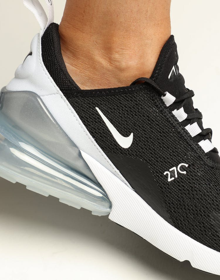 buy online 33774 70b43 Nike Women's Nike Air Max 270 Black/White/White