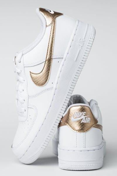 separation shoes da8d2 185c3 Nike Kids Air Force 1 EP (GS) White/Blur