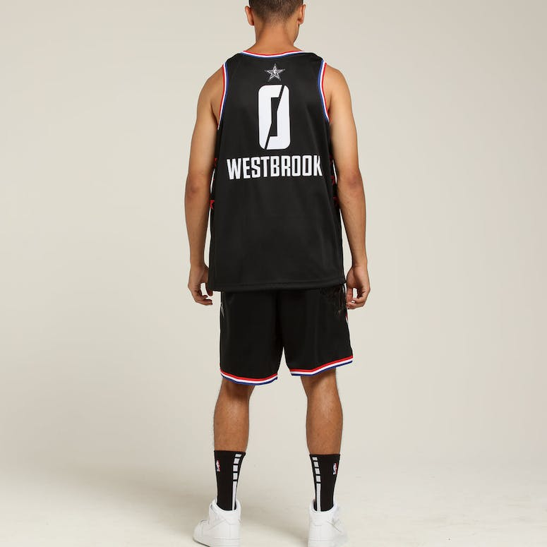 ASW Russell Westbrook #0 All-Star Edition Swingman Black