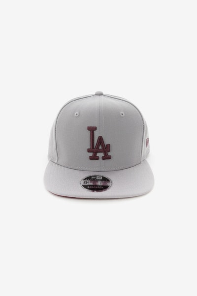 New Era Los Angeles Dodgers 950 Original Fit Snapback Grey