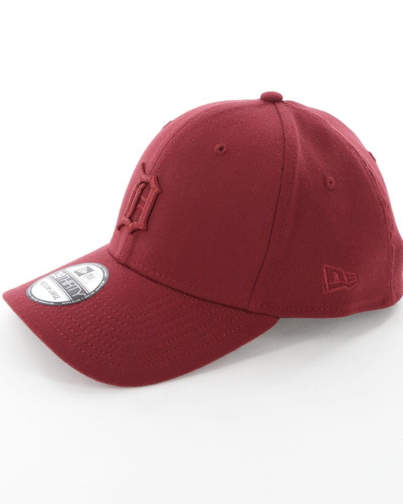 New Era Detroit Tigers 3930 Stretch Fitted Cardinal