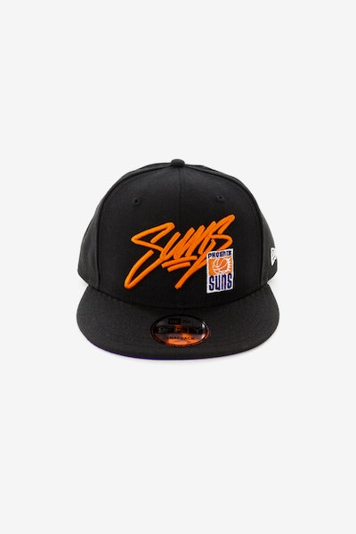 New Era Phoenix Suns 950 Snapback Black