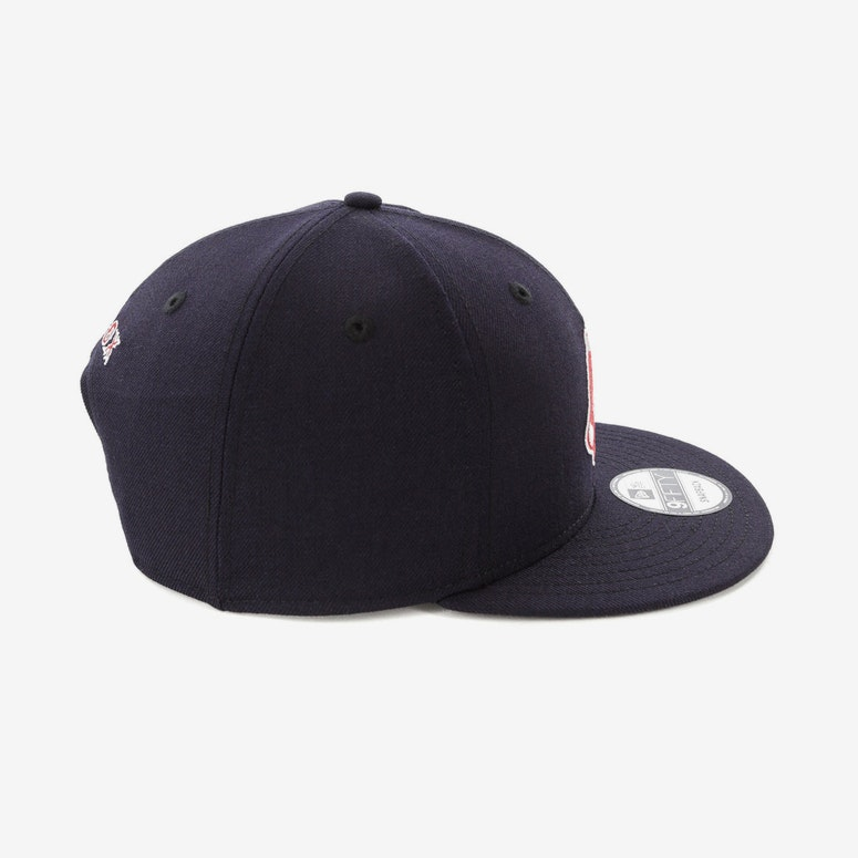 c97a89c84f5 New Era Boston Red Sox 9FIFTY Snapback Navy – Culture Kings NZ