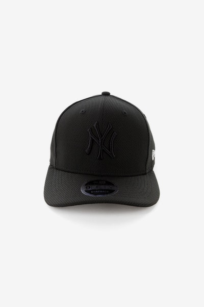 New Era New York Yankees 950 Original Fit Precurve Snapback Black