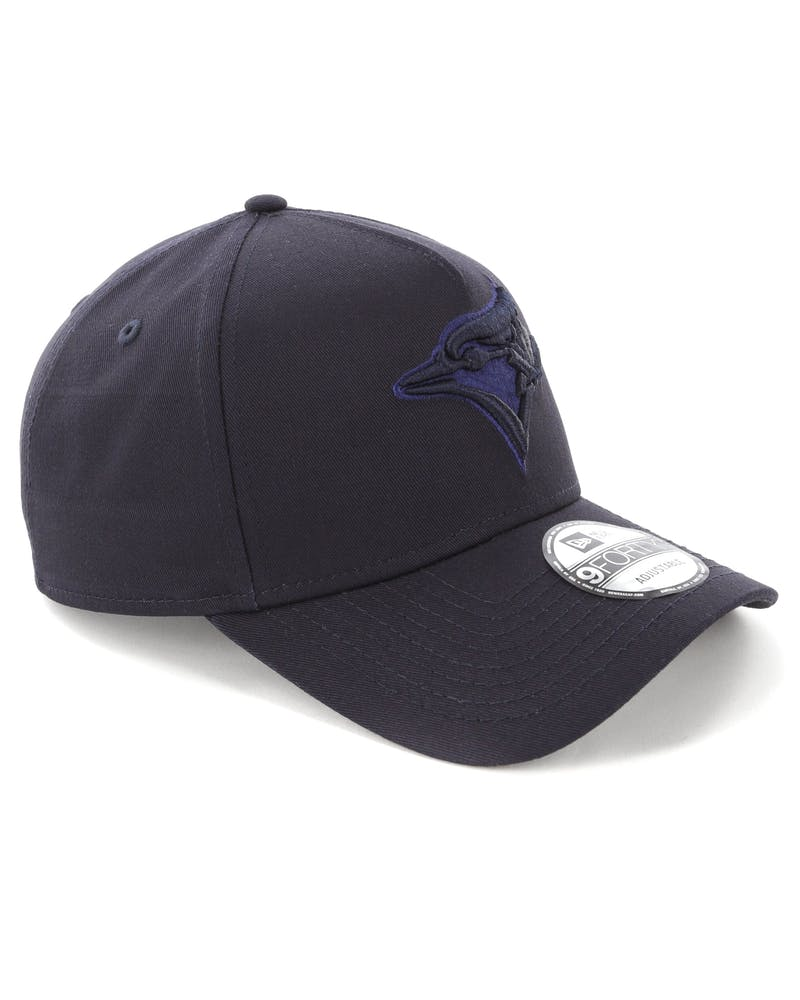 New Era Toronto Blue Jays 9FORTY A-Frame Snapback Navy