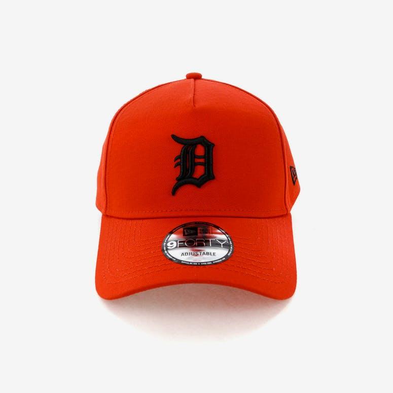 934f4db320f New Era Detroit Tigers 9FORTY A-Frame Snapback Cherry Black – Culture Kings  NZ