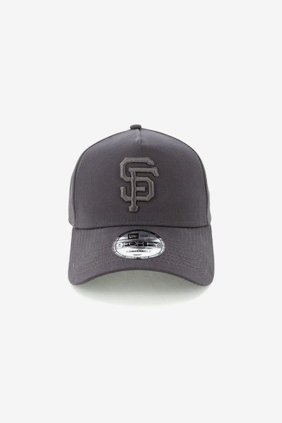 New Era San Francisco Giants 940 A-Frame Snapback Iron Gate