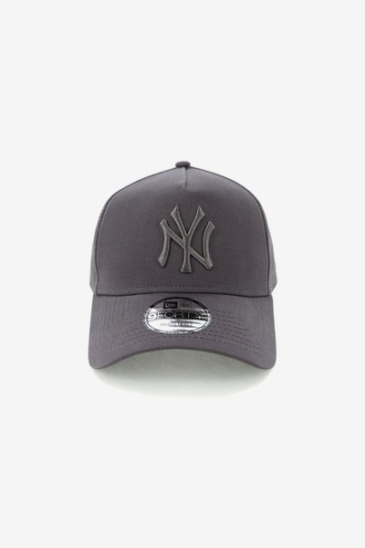 New Era New York Yankees 940 A-Frame Snapback Iron Gate