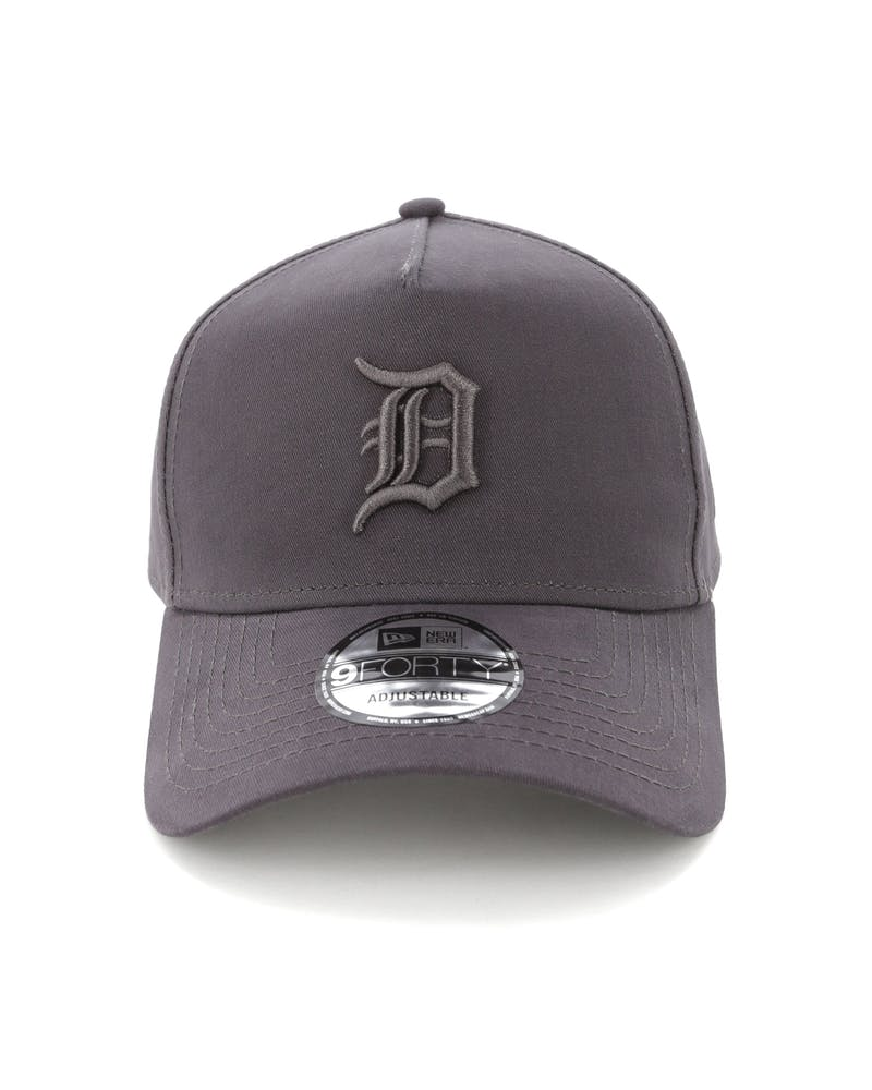New Era Detroit Tigers 9FORTY A-Frame Snapback Iron Gate