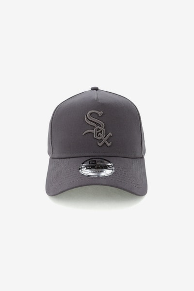 New Era Chicago White Sox 940 A-Frame Snapback Iron Gate