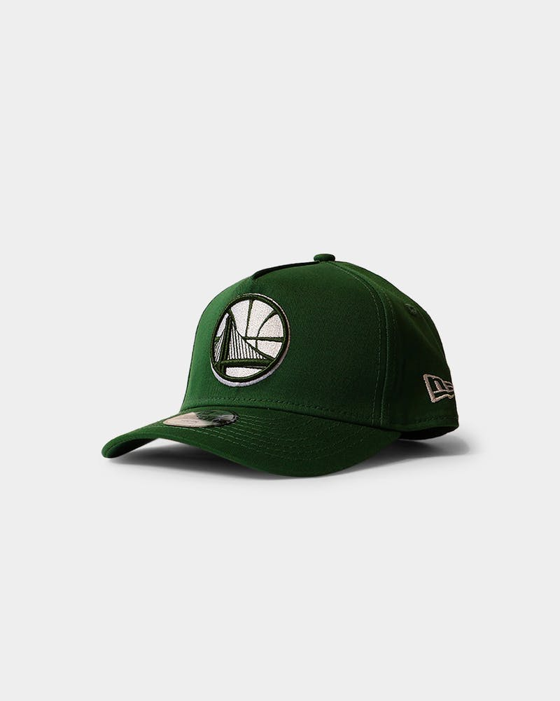 New Era Youth Golden State Warriors 9FORTY A-Frame Snapback Eden Green