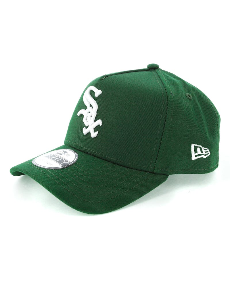 New Era Chicago White Sox 9FORTY A-Frame Snapback Eden Green