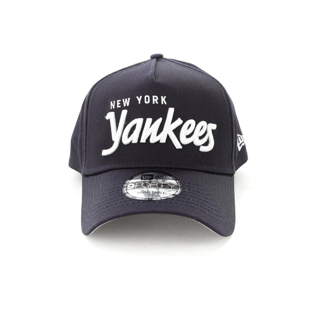 e1061a764dd ... new zealand new era new york yankees script ck 940 a frame snapback  navy white df9ae ...