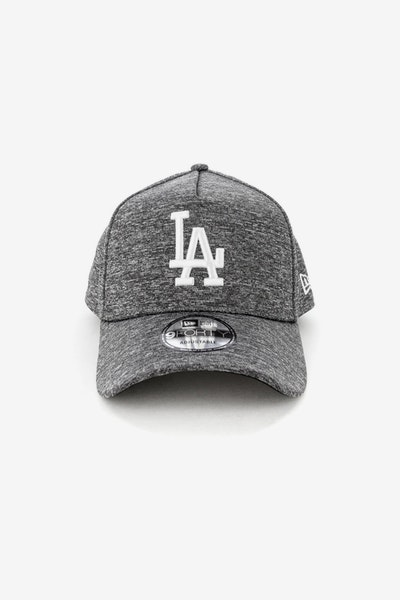 New Era Los Angeles Dodgers 940 A-Frame Melange Snapback Dark Grey/White