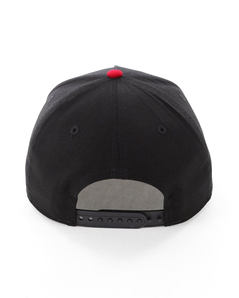 New Era Chicago White Sox 9FORTY A-Frame Snapback Black/Green/Red