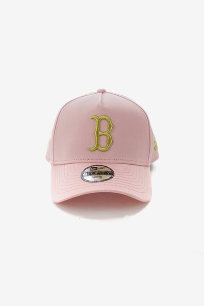 New Era Youth Boston Red Sox CK 940 A-Frame Strapback Blush/Gold