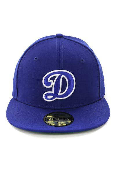 fefee61320832 New Era Los Angeles Dodgers 59FIFTY Fitted Royal Green