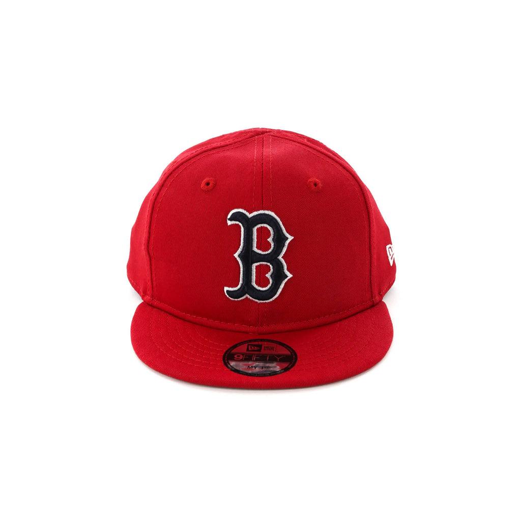 buy popular 7eddc 726ad ... authentic new era my 1st boston red sox 9fifty snapback scarlet ed28b  20542
