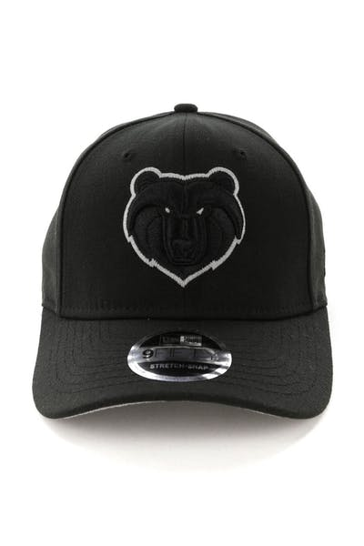 7a328128 New Era Memphis Grizzlies 9FIFTY Stretch Snapback Black ...