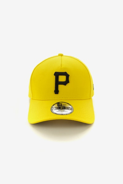 New Era Pittsburgh Pirates 940 A-Frame Snapback Yellow/Black