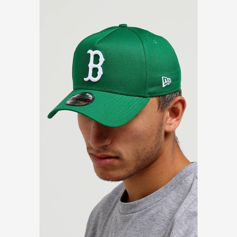 ba46138675f New Era Boston Redsox CK 9FORTY A-Frame Snapback Emerald Green ...