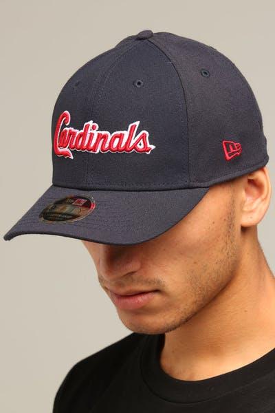 New Era St. Louis Cardinals 9FIFTY Stretch Snapback Navy